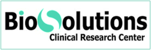 biosolutions clinical research center logo